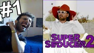 SUPER SEDUCER 2 - Let's Play ITA (Parte 1) RIMORCHIARE LA TOP MODEL!