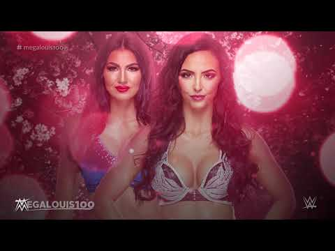 The Iconic Duo (Peyton Royce & Billie Kay) 1st WWE Theme Song -