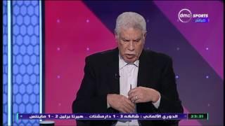 حصاد الاسبوع - حسن شحاتة: شيكابالا بعد النوم في العسل فترة رجع لمستواه