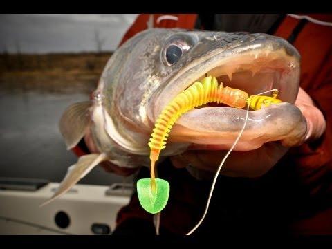 "Catch Giant Rainy River Walleye on Plastics -- ""In-Depth Outdoors"" TV, Season 7, Episode 13"