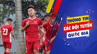 U19 Việt Nam chuyển nơi đóng quân, chia tay 2 cầu thủ trước giờ G   VFF Channel