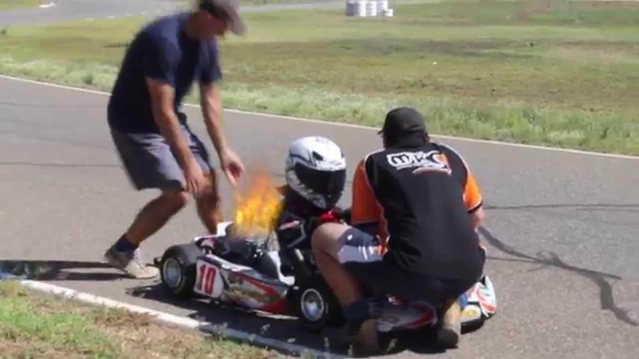 Mildura Kart Club Holden Home Ground Advantage - YouTube