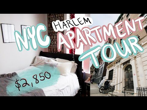 NYC Apartment Tour (Hamilton Heights West Harlem)