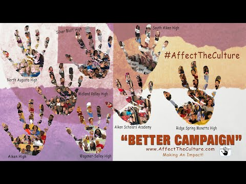 "Wagener Salley High School - ""Better Campaign"""