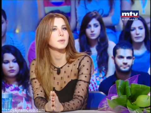 Nancy Ajram @ Talk of the Town - Part 2 HQ