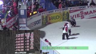 Sapporo 2007 ノルディックスキー世界選手権 ジャンプNH2回目