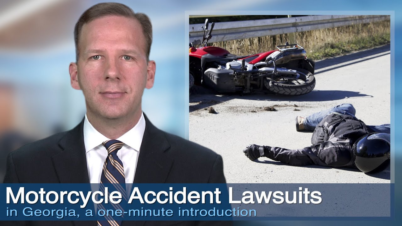 Atlanta Motorcycle Accident Attorneys | Scholle Law