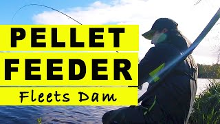 CARP FEEDER Session FLEETS DAM Match Fishing November 2020