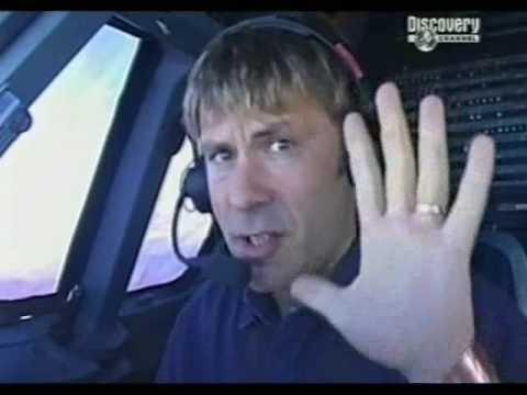 Bruce Dickinson flies the A320