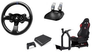 Thrustmaster T300 RS | Calibration Problem Solved
