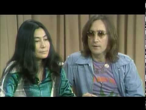 John Lennon - Weekend World, April 8, 1973