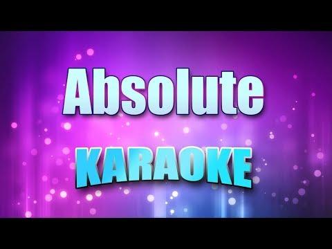 The Fray - Absolute (Karaoke version with Lyrics)
