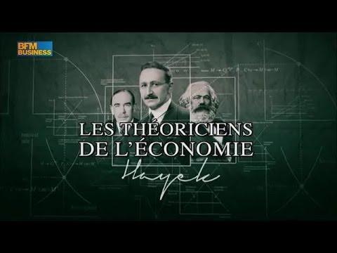 Les théoriciens de l'économie - Hayek