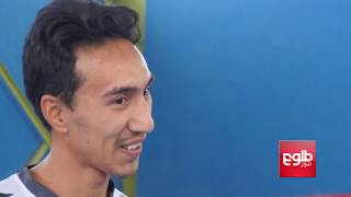National Futsal Player Says His Dream Came True In Afghanistan
