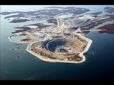 Minas a Cielo Abierto Más Grandes del Mundo / Biggest Open Pit Mines in the World [ IGEO.TV ]