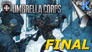Vídeo Umbrella Corps