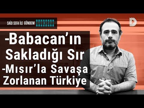 ALİ BABACAN'IN SAKLADIĞI SIR TÜRKİYE MISIR İLE SAVAŞA ZORLANIYOR! | GÜNDEM HABERDAR