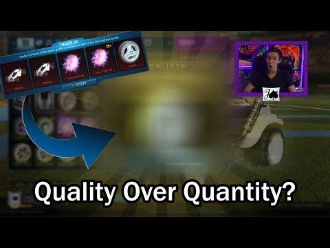 PCC, Nitro, CC4, Etc Tradeups - Join My Rocket League Club! thumbnail