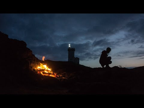 Camping with the Kids - Fife Coastal Path -Elie