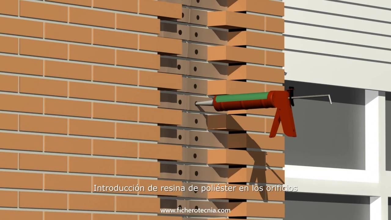 C mo reparar grietas en fachada de ladrillo caravista - Ladrillo caravista precios ...