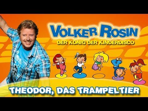 Volker Rosin - Theodor, das Trampeltier | Kinderlieder