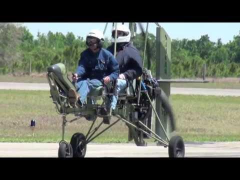 Bensen Days Fly-in Gyroplane 2013 Wauchula Florida (part 3)