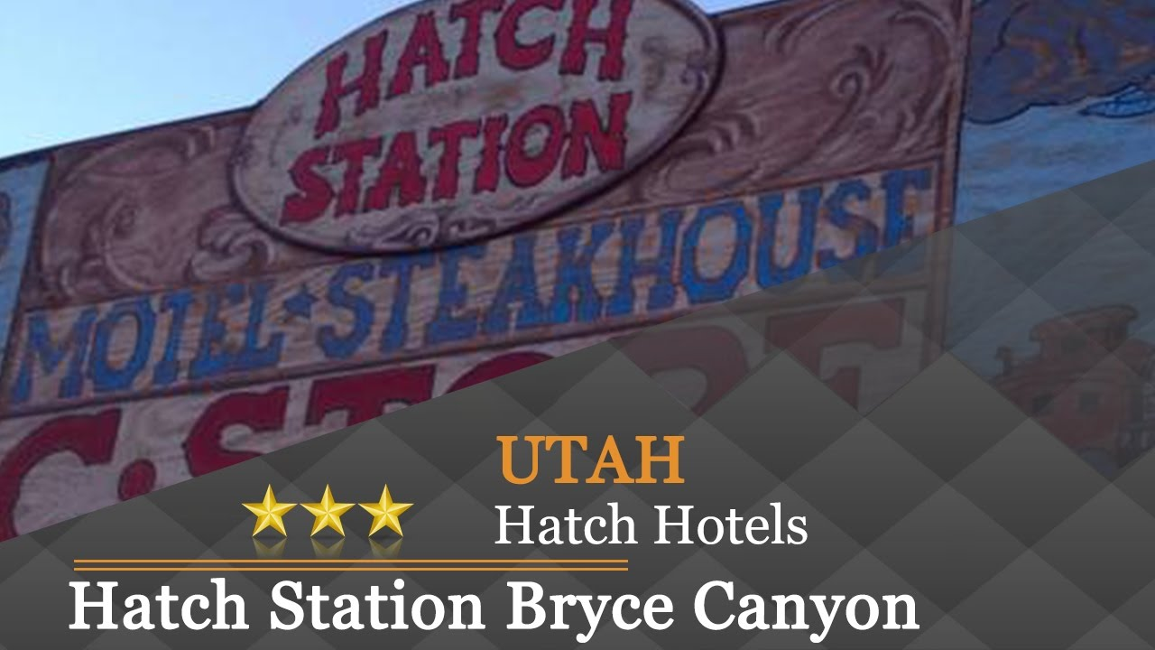 Hatch Station Bryce Canyon Hotels Utah