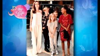 Звездные новости от 13.12.2018: чего хотят дочери Джоли и Питта?