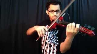 Fix you (Coldplay) - Violin Cover by Rohan Roy