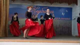 Испанский танец.Фламенко.(А ну-ка девушки., 2013-03-23T11:13:28.000Z)