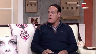 رغم طيبة قلبه .. أول موقف ضرب يستخدم فيه قوته الفنان حسين أبوالحجاج  - في ست الحسن