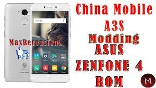 China Mobile A3S: modding con custom rom Asus Zenfone 4
