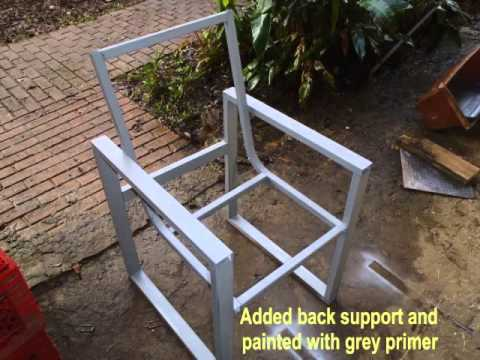 steel chair manufacturing process covers uxbridge wood and youtube