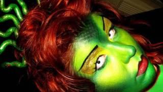 Halloween Makeup Tutorial 5: Medusa