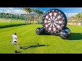 Football Darts Challenge vs. Manchester City