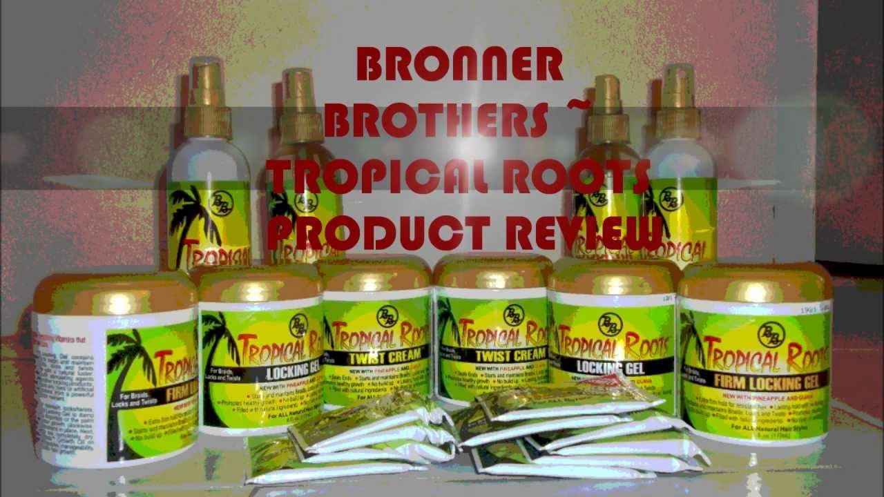 Bronner Brothers  Natural Hair Products
