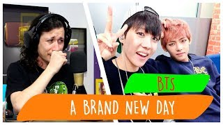 REAGINDO À BTS - A Brand New Day (feat. Zara Larsson)