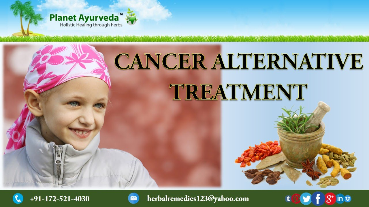 Cancer herbal treatment statistics - Cancer Alternative Treatment And Herbal Cure
