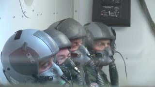 Airmen Fight Against Hypoxia in Simulation Chamber | AiirSource