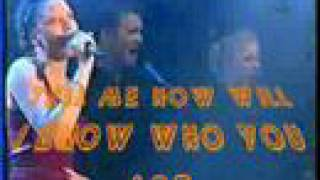 How will i know who you are - Jessica Folcker
