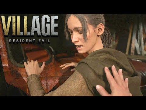 Resident Evil 8 Village PS5 Gameplay Deutsch #03 - Werewolf Transformation