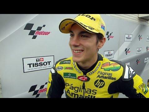 Moto2™ Phillip Island 2014 – Maverick Viñales interview