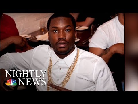 Rapper Meek Mill Speaks Out | NBC Nightly News