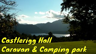 CASTLERIGG HALL caravan & camping park, KESWICK, LAKE DISTRICT