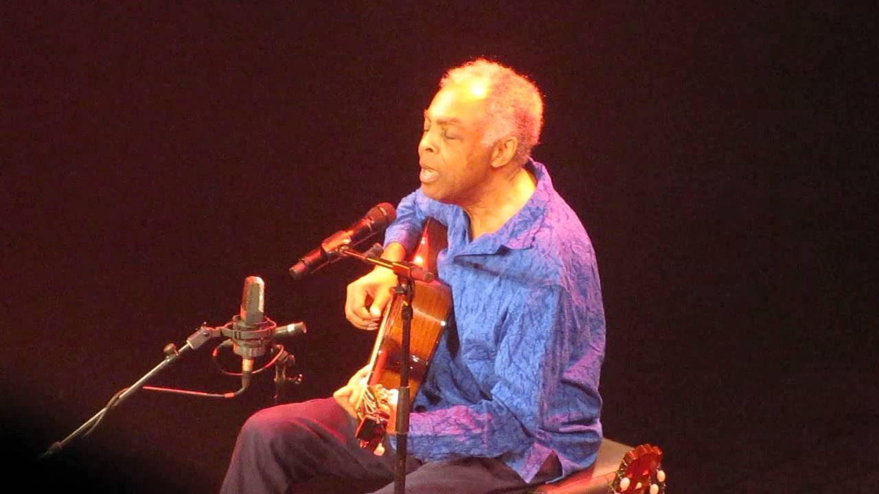 concert gilberto gil desde que o samba samba. Black Bedroom Furniture Sets. Home Design Ideas
