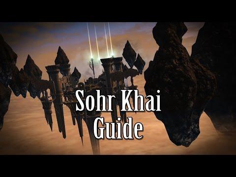 FFXIV Heavensward - Sohr Khai Guide