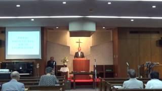 2016年7月17日 赤坂教会 礼拝 説教 姫井雅夫牧師