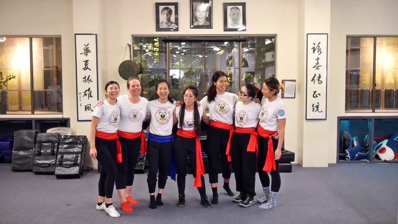 Wing Chun for Women - International Women's Day 2021