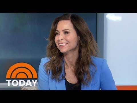 Minnie Driver Talks About Her New Thriller 'Spinning Man'  TODAY