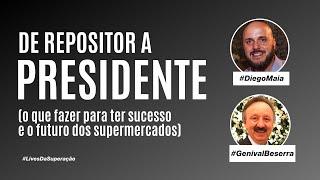 De repositor a presidente | Diego Maia convida Genival Beserra